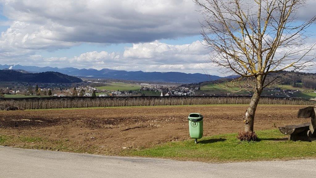 Sicht zum Jura